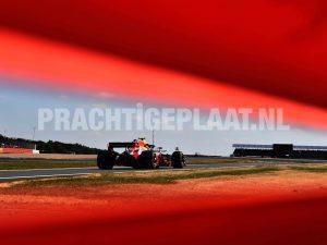 F1 Red bull Racing Plexiglas Schilderij